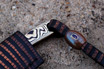 San Mai Damascus Bottle Opener
